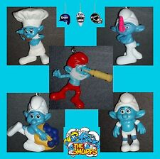 THE SMURFS MOVIE CEILING FAN PULLS (CHOICE OF 1 OR 2 FIGURES) CHEF, PAPA, ETC-S1