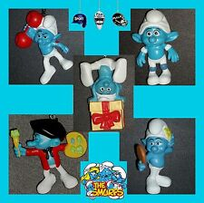 THE SMURFS MOVIE CEILING FAN PULLS (CHOICE OF 1 OR 2 FIGURES) JOKEY, HEFTY-S2