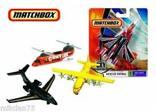 MATCHBOX Sky Busters Missions Airplane Die-Cast
