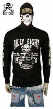 Billy Eight★V8 Hot Rat Rod★Rockabilly Longsleeve Sweatshirt Pullover S M L XL