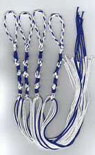 BRAIDED LOOP TZITZIT SET THICK CORD 100% COTTON TORAH TALLIT JEWISH JUDAICA