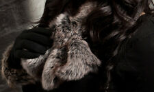 **Must Have**  Ladies Faux Fur Stole Paris Scarf . One Size.Winter Gift
