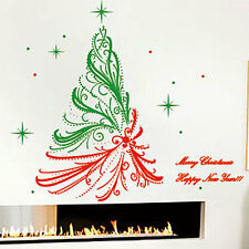 Christmas Decoration Tree Shop Children Wall Stickers / Wall Decals / Wall Mural