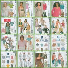 OOP McCall's Sewing Pattern Blouse Top Tunic Shirt Misses Plus Size XLG McCalls