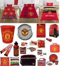 100% OFFICIAL MANCHESTER UNITED FOOTBALL CLUB ACCESSORIES GIFTS FOR EVERYONE