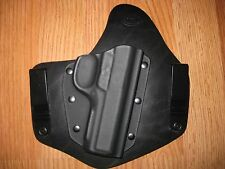 IWB  (inside waist band) Kydex/Leather Hybrid Holster Ruger