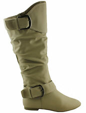 DONNA VELENTA RENDEZ LADIES/WOMENS SHOES/ KNEE HIGH BOOTS/FLATS/FASHION ON EBAY