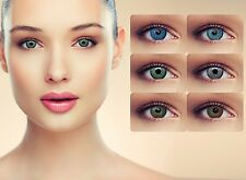 Designlenses Colored contact lenses 3 months lenses over 50 designs!