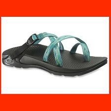 New Chaco Zong EcoTread Sports Sandals Women's US Size 6 7 STITCH TEAL