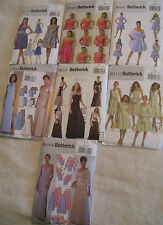 Misses Dress,Top,Skirt,Shawl & More Pattern~Bridesmaid,Party,Prom,Bridal,Formal