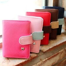 Mini Wallet Credit Card Case Holder Card Pockets_SHINZI KATOH_Smart Card Wallet