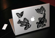 KOI POND JAPANESE FISH TRANQUIL MACBOOK CAR TABLET ART VINYL DECAL