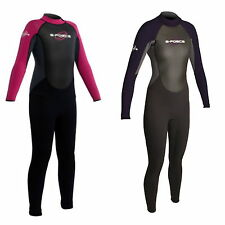 GUL LADIES G FORCE FULL 3MM WETSUIT womens bodyboarding surfing kayaking diving