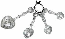 GANZ Heart Measuring Spoons / Mini Measuring Spoons - FREE SHIPPING -  NEW