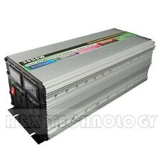 3000W DC/AC Power Inverter with UPS Charging,LED digital display,For Solar/Wind