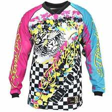 Mens Ed Hardy Mens Motorcycle Motorcross Racing T-Shirts Big Tall 2XL