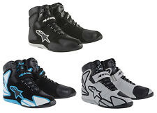 2015 Alpinestars Fastback Waterproof Street Riding Motorcycle Shoes ALL SIZES