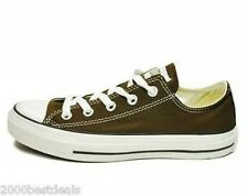 CONVERSE SHOES CHUCK TAYLOR ALL STAR CHOCOLATE WHITE LOW TOP 1Q112 MEN SIZE