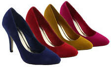 LAVISH CEARA WOMENS/LADIES HEELS/SHOES/PUMPS/FASHION  AVAILABLE IN 4 COLORS