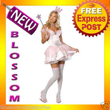 C612 Licensed The Wizard of Oz Sexy Glinda Fancy Dress Halloween Adult Costume