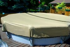 ULTIMATE,Above Ground  Winter Swimming POOL Cover, ARMOR KOTE, 10 yr , ALL SIZES