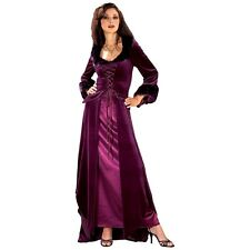 Deluxe Purple Gothic Lady Grand Heritage Collection Victorian Vampire Costume