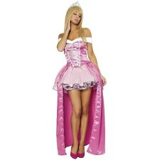 Sleeping Beauty Costume Adult Womens Sexy Princess Halloween Fancy Dress