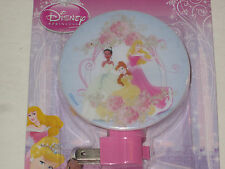Disney Night Lights - Princess, Mickey Mouse Toy Story Movable Shade, Kids Room