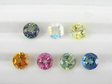 Loose 8mm Round Mystic Topaz ~7 Colors Available!