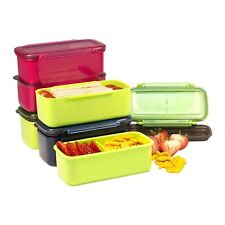 Innobaby Packin' Smart Lock & Lock Stacking Bento Boxes