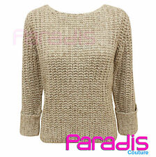 BRAVE SOUL NEW LADIES KNITTED WOMENS CROPPED JUMPER CARDIGAN TOP 8 10 12 14 16