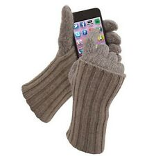 NEW Grandoe Cashmere & Lambswool Luxurious Knit Glove Different Colors and Sizes