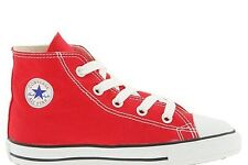 Converse Chuck T All star Red Hi Top Infant [ toddler ] Authentic 100% Original