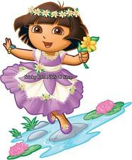 Choose size: DORA Wall Stickers Mural Room Decor art vinyl Removable home kids
