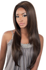 Beshe Synthetic Lace Front Wig- LACE-53 SUPER LONG STRAIGHT OL 27""
