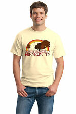 ANOTHER BEAUTIFUL DAY IN FRANKLIN, TN Retro Adult Unisex T-shirt. Tennessee Cit