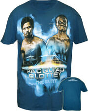 SILVER STAR PACQUIAO CLOTTEY THE EVENT TEE (BLUE)