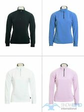 LADIES MICRO FLEECE THERMAL SKIVVIES! Size: 8 -16