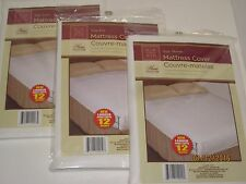 Fitted Plastic Mattress Protector -Save Your Mattress From An Overnight Accident