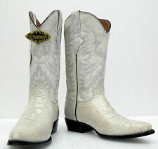 Turtle belly cut design mans handcrafted cowboy western shoes boots J-toe