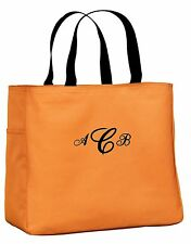 6 Bridesmaids Totes Bride Gift Custom Personalized Wedding Party Bridesmaid Tote
