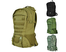 Airsoft Tactical 600D Mesh Molle Utility Hydration System Backpack Bag 4 Colors