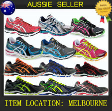 2013 ASICS GEL KAYANO 19 WOMENS RUNNING SHOES–MEL -100% GENUINE-Various Sizes