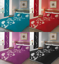 BEDDING SET DUVET COVER WITH PILLOW CASE QUILT COVER SINGLE DOUBLE KING