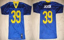 NWT St. Louis Rams #39 STEVEN JACKSON NFL Throwback Mid-Tier Mens Jersey