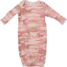 Camouflage Long Sleeve Infant One Piece Sleeper