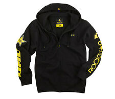 ONE INDUSTRIES ROCKSTAR SHATTERED HOODY HOODIE ZIP UP CHEAP NEW MX MOTOCROSS BMX