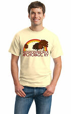 ANOTHER BEAUTIFUL DAY IN ANCHORAGE, KY Retro Adult Unisex T-shirt. Kentucky Cit