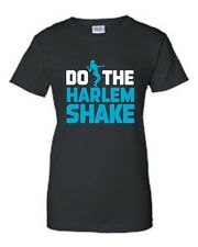 JUNIORS T-SHIRT Do The Harlem Shake DANCE DUBSTEP HIP HOP YOUTUBE BAAUER S-XL 2X
