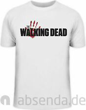 Walking Dead T-Shirt *NEU&TOP*T Shirt TShirt The Walking Death Weiß